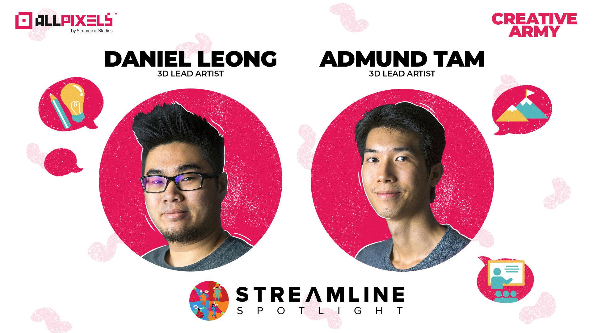 Streamline Spotlight_Daniel & Admund