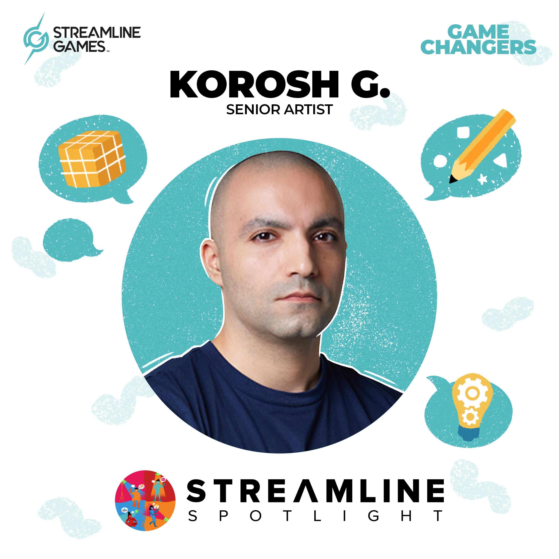 Streamline Spotlight_SLG Korosh